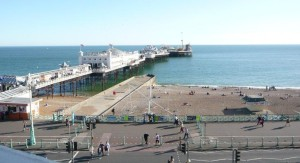 Brighton, one of my favourite places